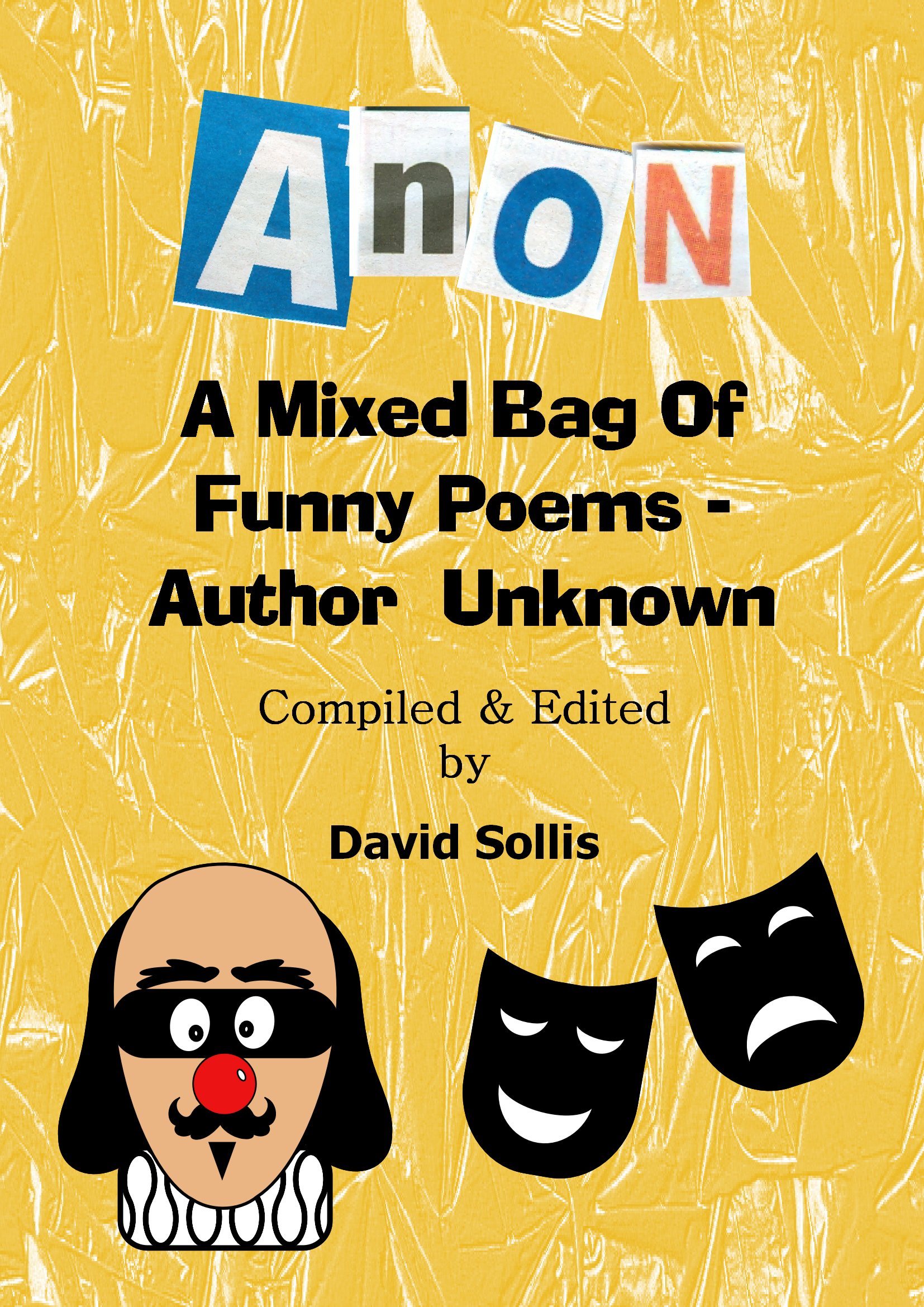 ANON: A Mixed Bag Of Funny Poems - Author Unknown